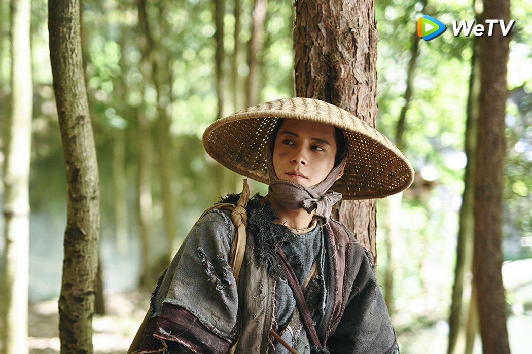 韓東君主演「無心法師」3部曲受到矚目。圖/WeTV提供