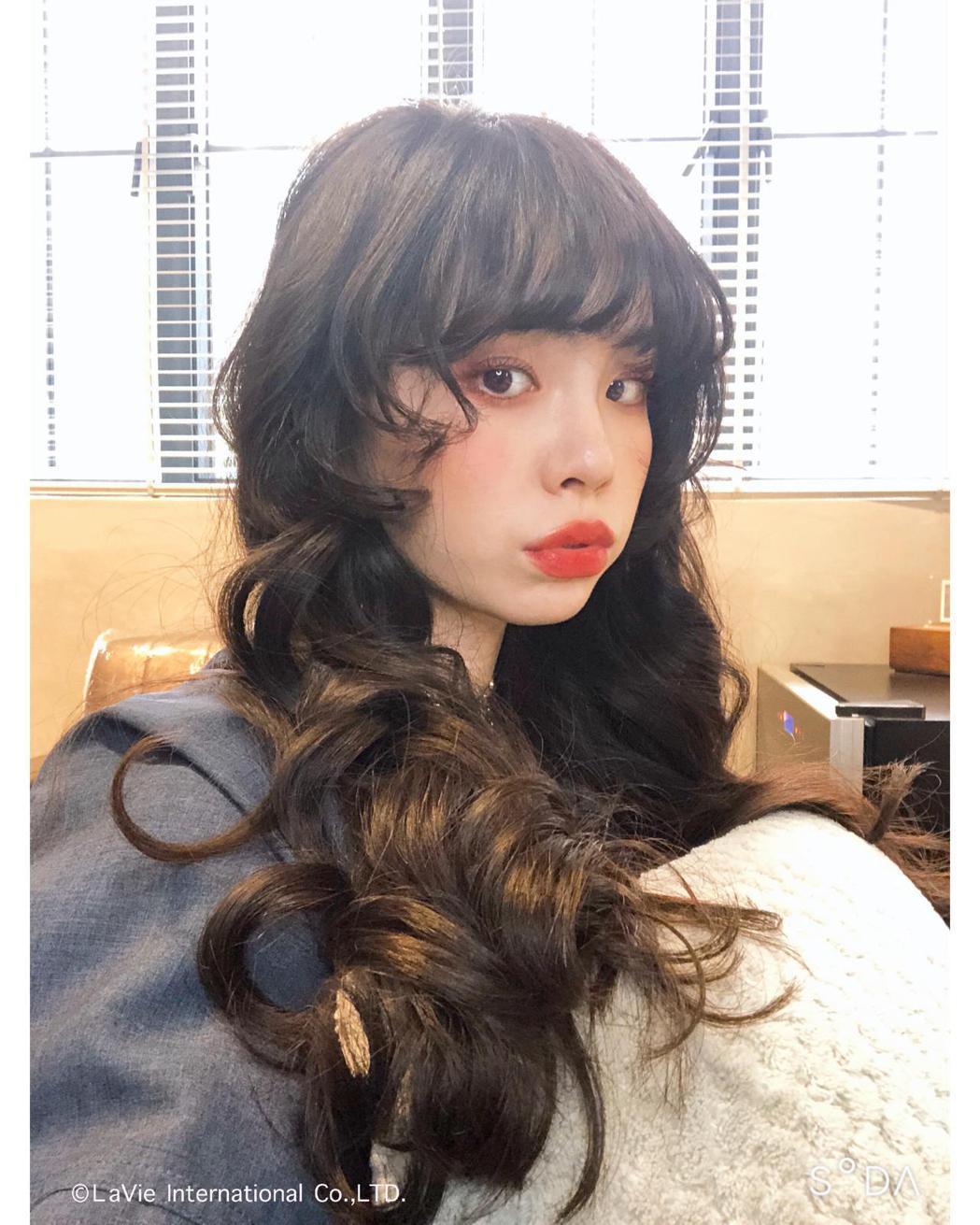 「女鬼橋」的女鬼呂洋子,是旅日時尚潮模。圖/傳影提供