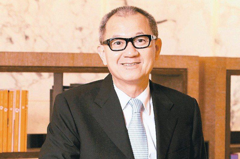 國巨董事長陳泰銘 (本報系資料庫)