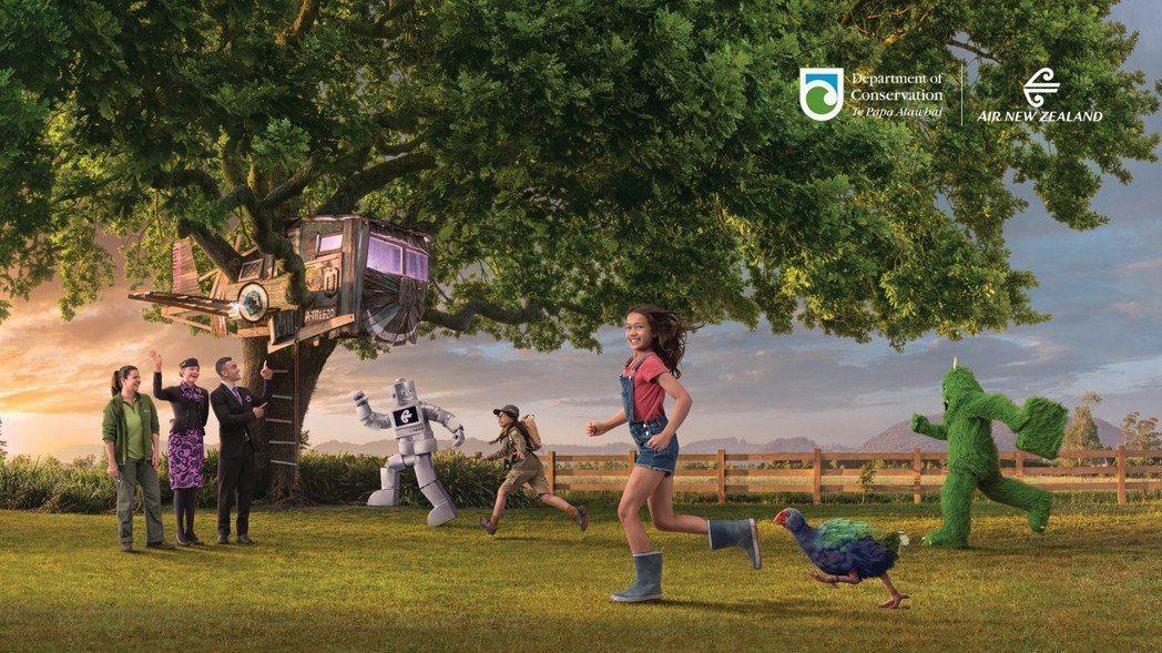紐西蘭航空發布最新飛行安全宣導短片「A Journey to Safety一起安...