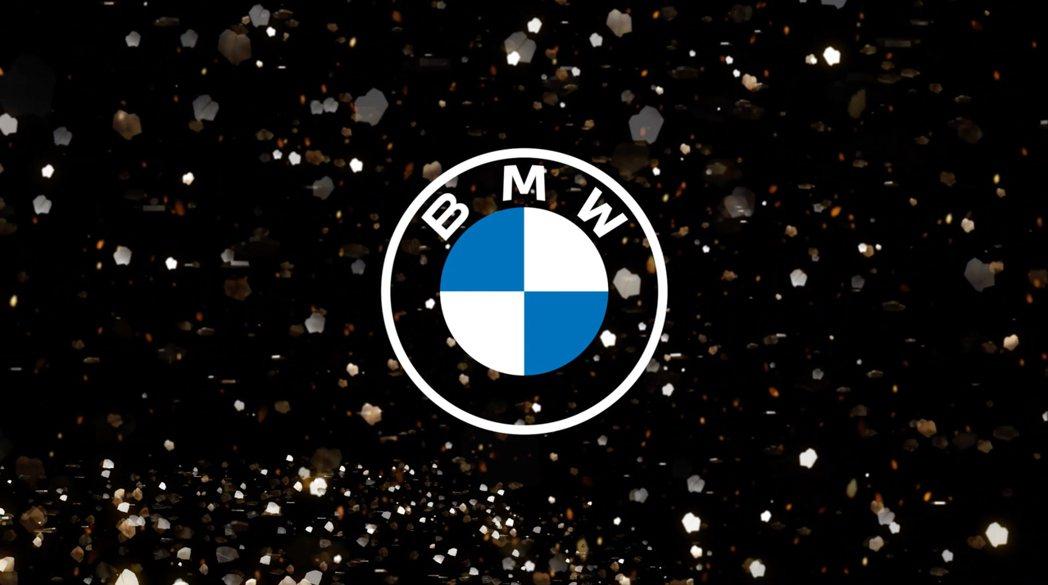 代表2020新紀元的BMW新廠徽。 摘自BMW