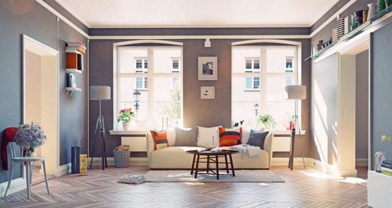 有網友好奇「新成屋附裝潢是潛規則嗎」,貼文引發網友熱議。示意圖/ingimage