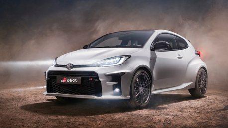 源自WRC賽事的暴力鴨 價格不便宜的歐規Toyota GR Yaris德國預售開跑!