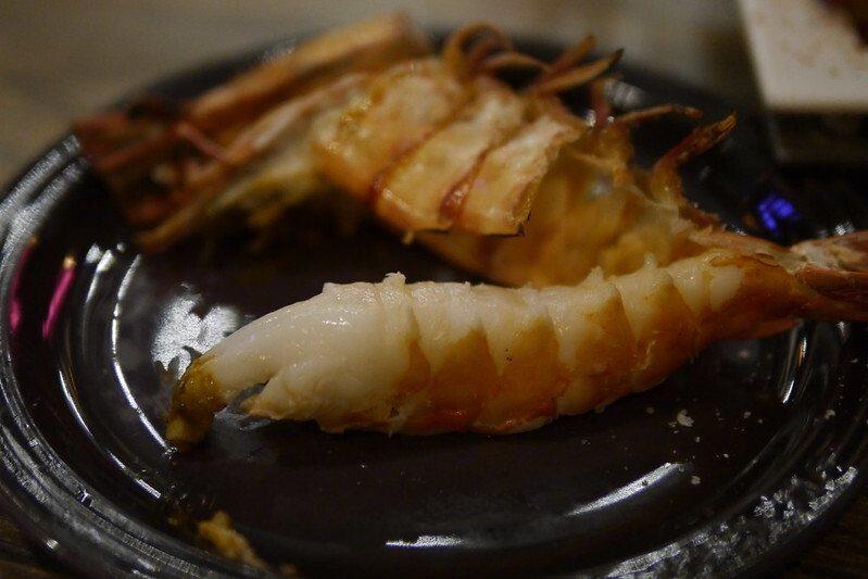 鮮蝦,好大一隻,新鮮
