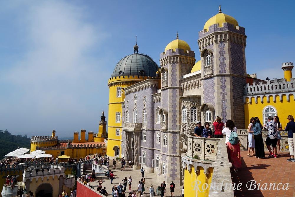 葡萄牙/童話大集合 浪漫主義代表性建築 佩納宮
