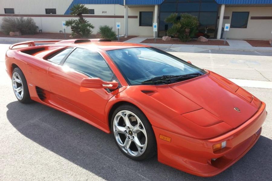 藍寶堅尼Diablo大牛超跑為何換了顆美國V8心臟?