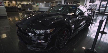 影/Ford經銷商加收240萬!Shelby GT500值得嗎?
