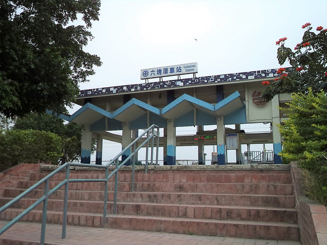 屏東六塊厝車站有望成為高鐵延伸線站體。圖/全國不動產提供