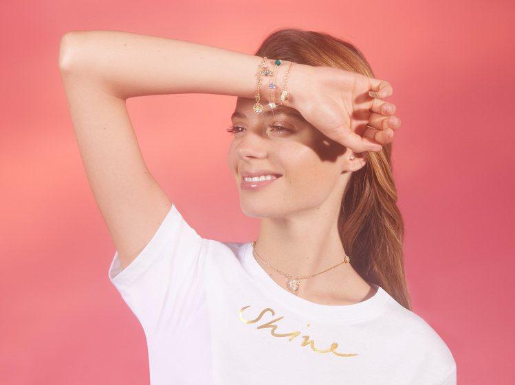 Swarovski Remix Collection系列款式,讓每位女性,在38...
