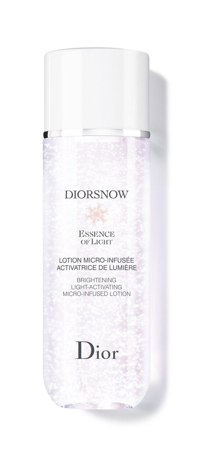 迪奧雪晶靈透亮光采水凝露 175ml(升級版)/2,350元。圖/Dior提供