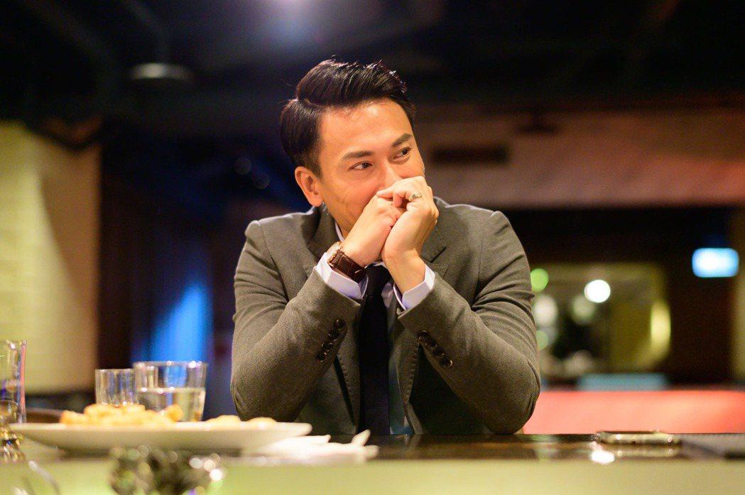 王建復加入「女力報到」劇組,在新一季「愛神出任務」中飾演律師。圖/TVBS提供
