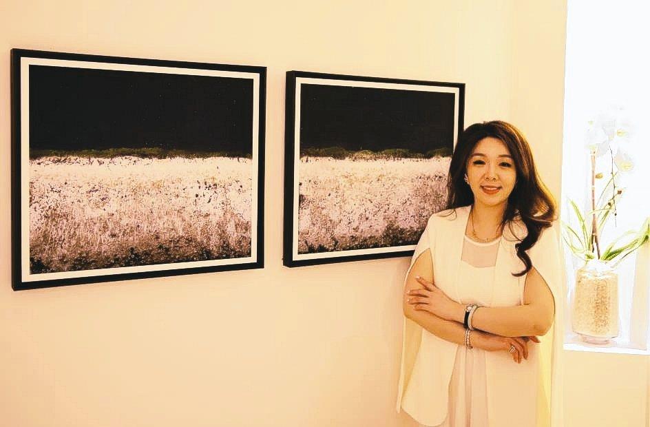 凱妍醫美創辦人Rika Lee對於藝術與美感有著深入研究。 曹佳榮/攝影