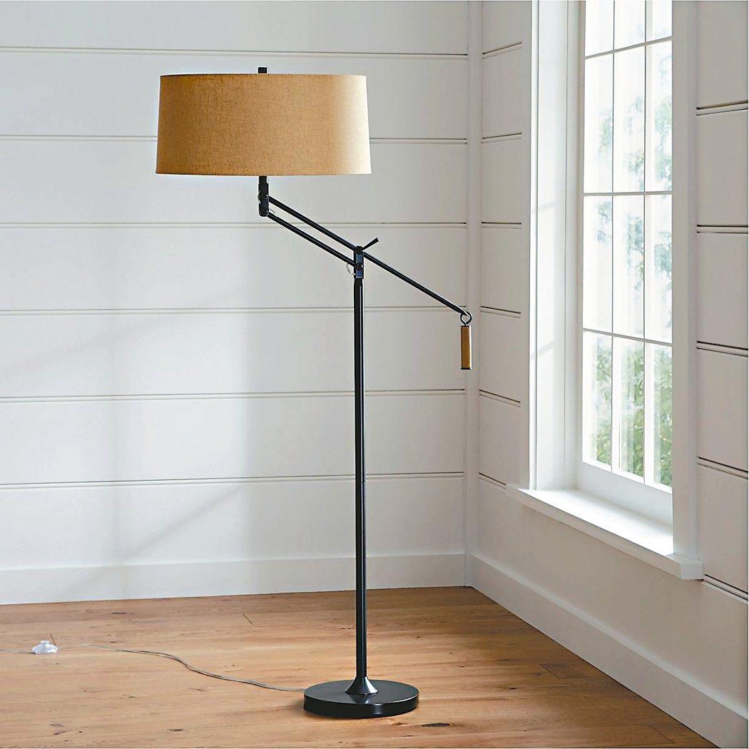 利用各種形式燈具混搭,透過不同光源組合,提升居室風格。 圖/Crate and ...