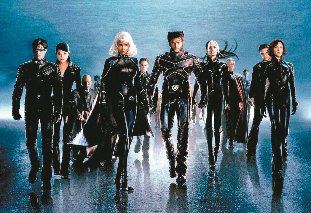 美國漫畫改編電影「X戰警2」(見圖)被SARS重挫,「黑寡婦」將於5月上映。 圖...