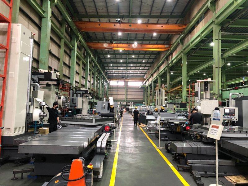 工廠示意圖,非本文提及的工廠。本報資料照