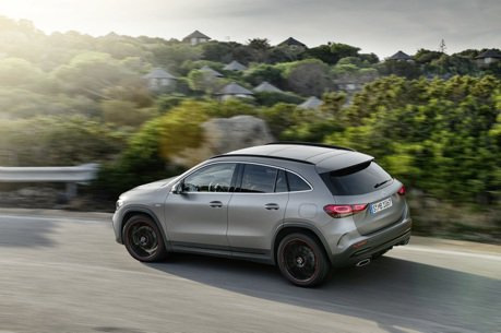新世代Mercedes-Benz GLA英國售價出爐 柴油動力順勢揭曉!