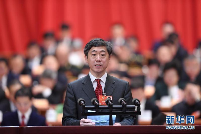 清華大學中國經濟思想與實踐研究院院長李稻葵。新華社資料照片
