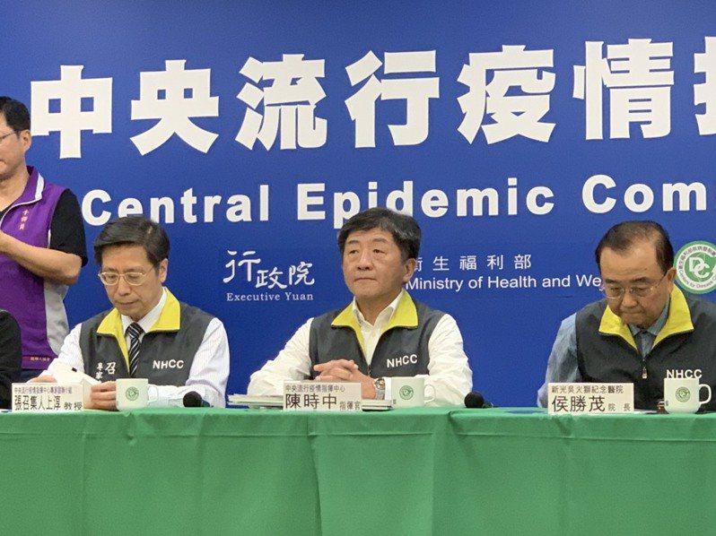 台灣防疫表現相當亮眼,讓各國紛紛舉起大拇指,盛讚台灣奠定因應流行疾病的黃金標準,善用科技防疫。記者陳雨鑫/攝影