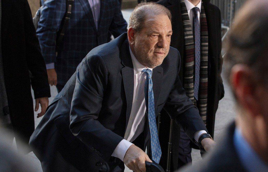 性侵醜聞案纏身的影壇大亨哈維溫斯坦即將入獄。(路透資料照)