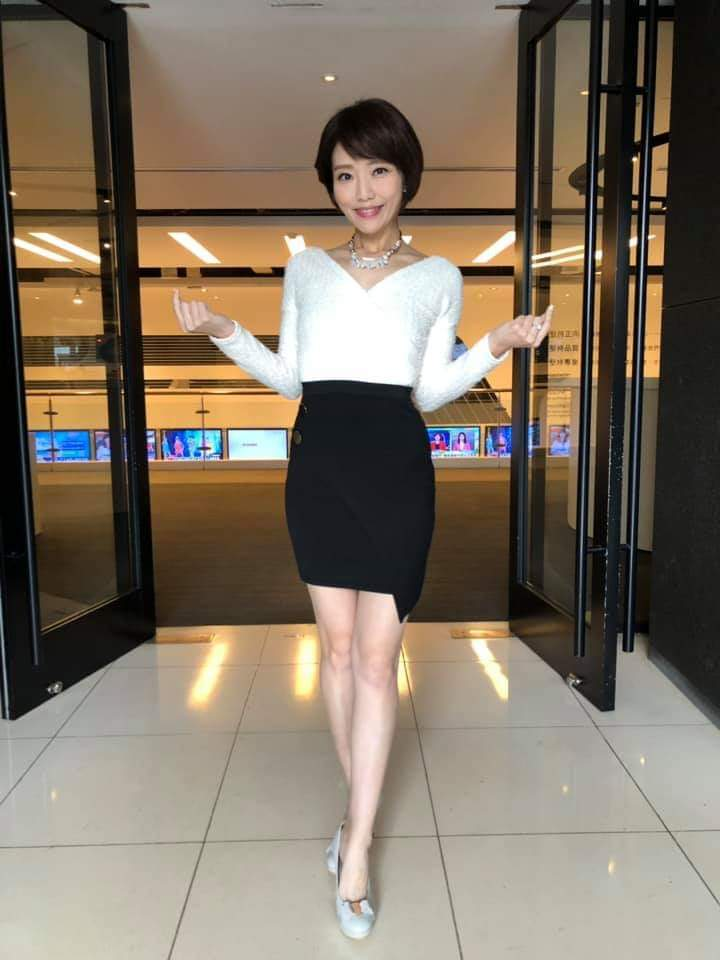 李天怡對新聞充滿熱情。圖/摘自臉書