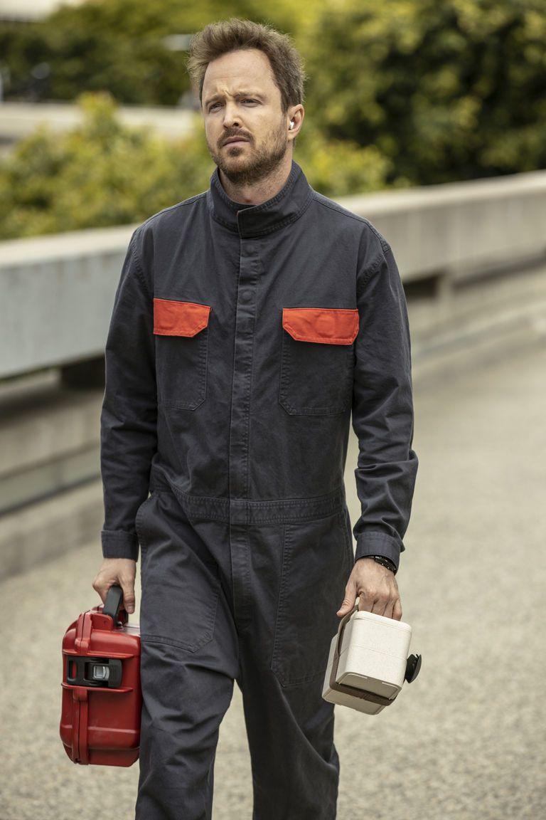 曾3度獲艾美獎最佳男配角的艾倫保羅,是「西方極樂園」最新要角。圖/HBO提供
