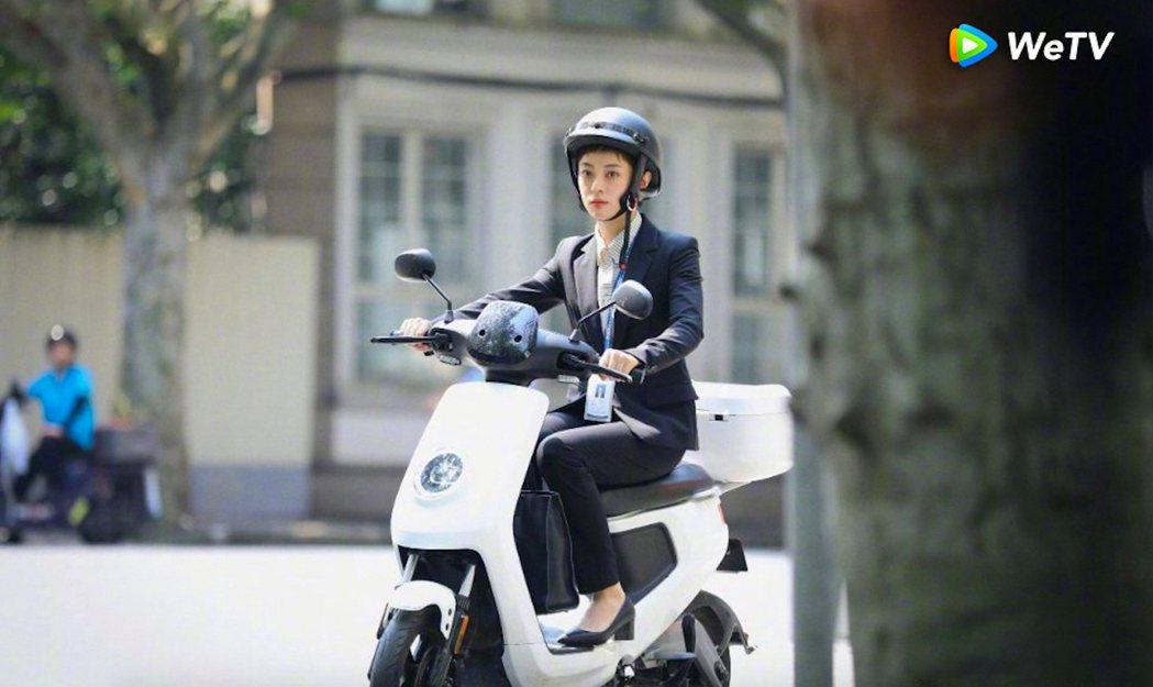 孫儷在「安家」劇中寫實演出觸動人心。圖/WeTV提供