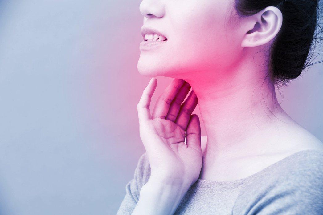 皮膚出現莫名腫塊,且按壓不痛時就須注意,當心是罕見淋巴瘤。 圖/RF123