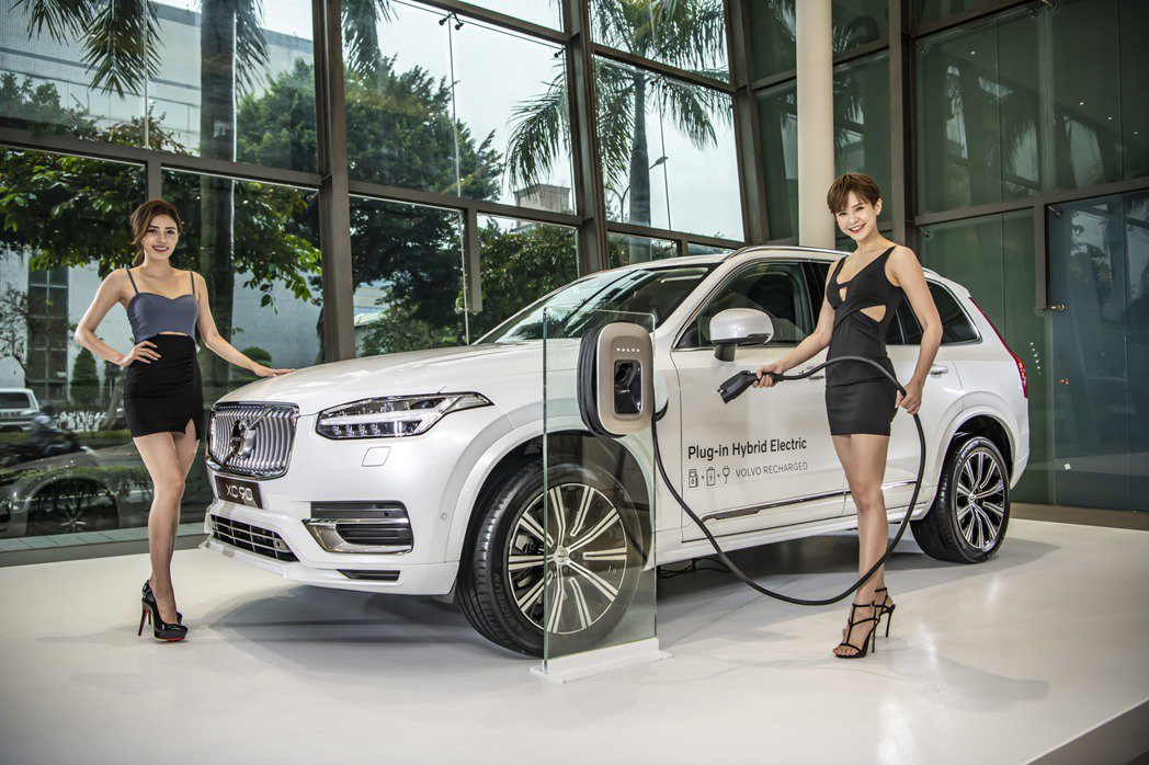 VOLVO XC90搭載 Plug-in Hybrid Electric 動力科...