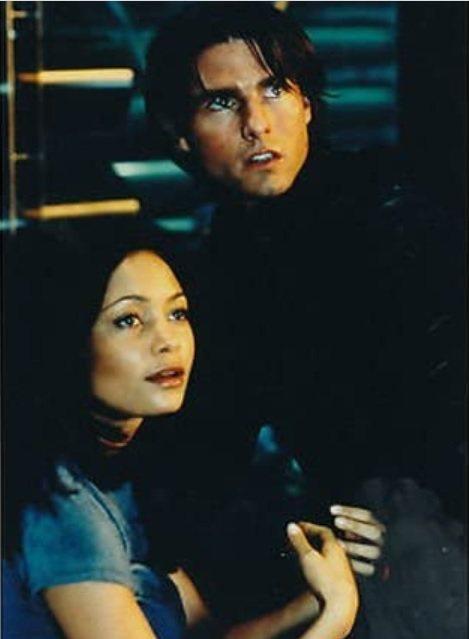 譚蒂紐頓曾與湯姆克魯斯合演「不可能的任務2」。圖/摘自imdb
