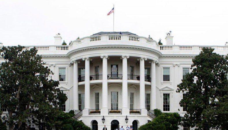 圖為白宮。路透