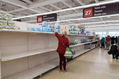 全球爆發衛生紙搶購潮 專家曝關鍵原因:會怕