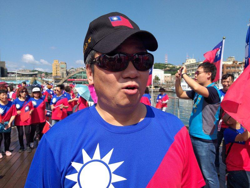 國民黨基隆市黨部主委黃希賢今天說,新任黨主席人事布局自有考量,他聽從黨中央安排。圖/聯合報系資料照片