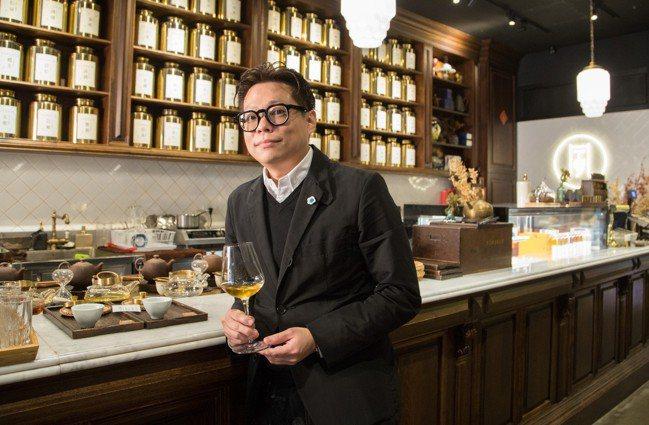 在接到這個高雄老台菜想打造台灣茶品牌的邀約時,馮宇承認「頭皮有點發麻」。 攝影/...