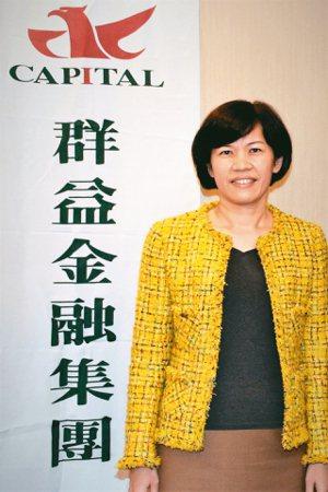 群益金鼎證券上海代表處首席代表林靜華 群益金鼎證券/提供