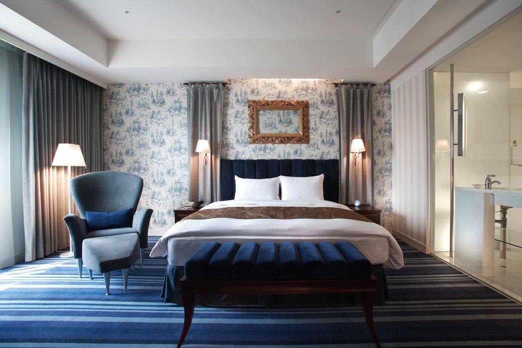 即日起至4/30,維多麗亞酒店推出最超值「春日一泊二食專案」。業者/提供