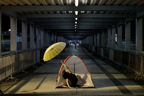 《冇照跳》:香港回歸這些年,我舞故我在