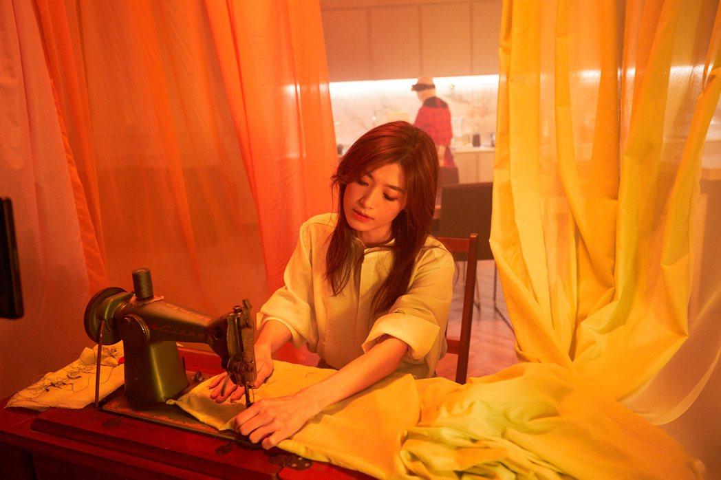 蘇慧倫新歌「真面目」MV已經上線。圖/相信音樂提供