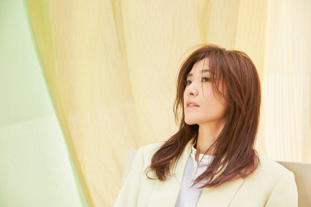 蘇慧倫推出全新專輯「面面」。圖/相信音樂提供