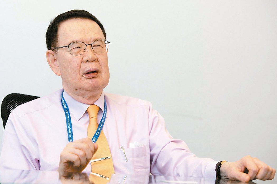 儒鴻董事長洪鎮海