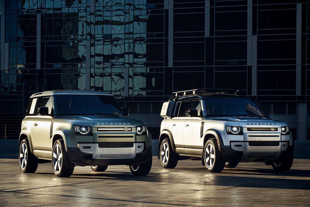 新Land Rover Defender 110長軸版將於今年春天開始交車,至於...