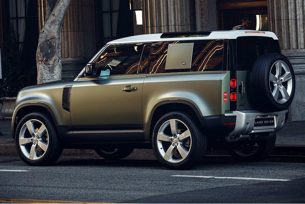 Land Rover透露Defender 110長軸版有超過121萬人次到新車官...
