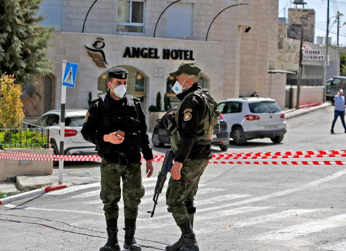 自從3月6日起,以色列軍方與巴勒斯坦政府已罕見地「聯手行動」,對伯利恆實施「隔離...