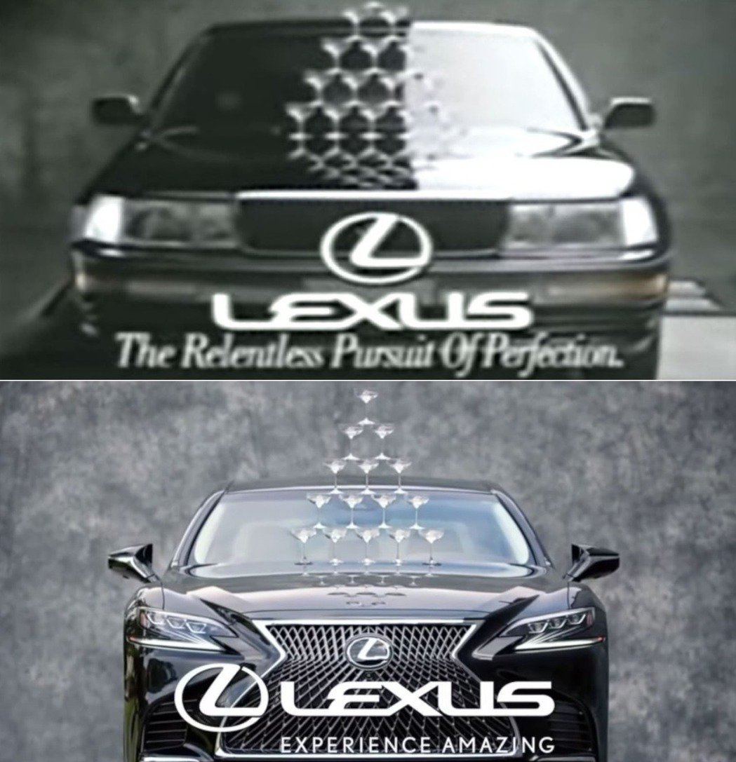 截圖自Lexus Of Route 10