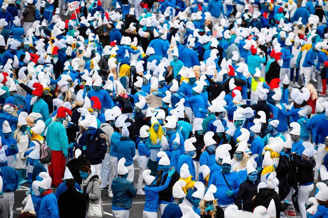 就在精靈聚會的隔天,法國也因應日趨嚴峻的防疫狀況,宣布禁止超過1,000人以上的...