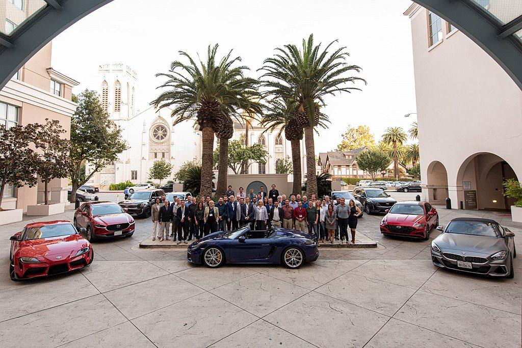 2020世界年度風雲車大獎將於4月8日開展的美國紐約車展前夕公布。 圖/WCOT...