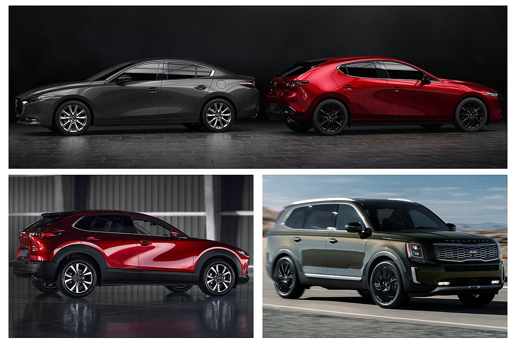 世界年度風雲車獎項中,不僅全新第四代Mazda3進入決選名單,連Mazda CX...