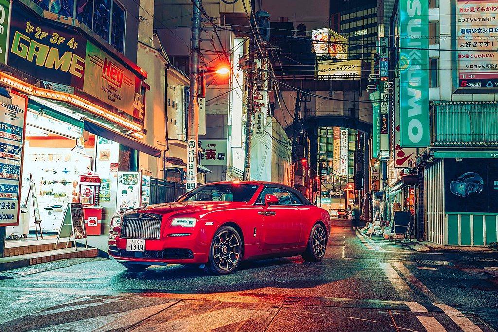 勞斯萊斯突破傳統汽車品牌的枷鎖,規則重塑,品牌將透過不同的方式帶給客戶全新的感受...