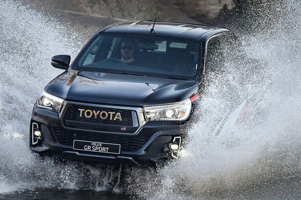 Toyota有意推出性能版GR HiLux與Ford Ranger Raptor...