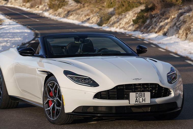 Aston Martin將打造全新油電心臟 取代AMG V8引擎