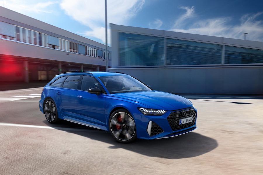 新世代Audi RS6 Avant終於來到美國市場! 25週年紀念版限量發行